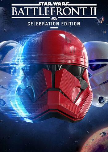 Star Wars: Battlefront II (Celebration Edition) Origin Key GLOBAL