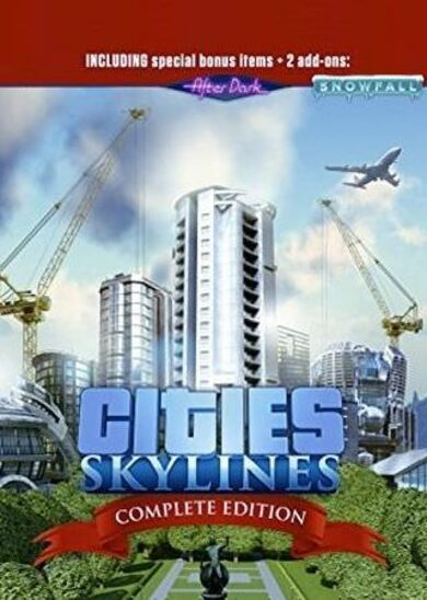 Cities: Skylines (Complete Edition) Steam Key GLOBAL