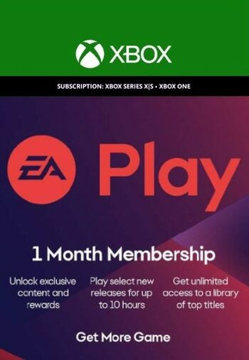 EA Play 1 month TRIAL Xbox Live Key GLOBAL