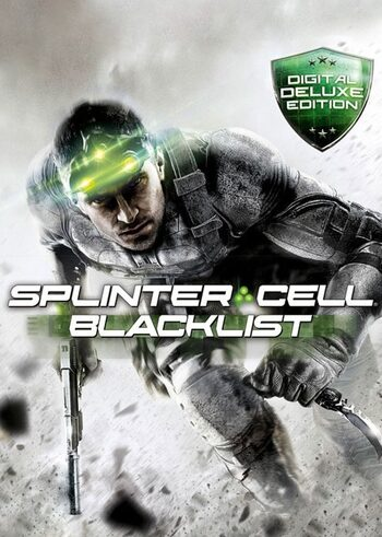 Tom Clancy's Splinter Cell: Blacklist (Deluxe Edition) ubi.com Key EUROPE