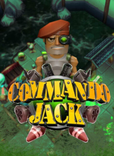 Commando Jack Steam Key EUROPE