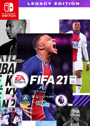 FIFA 21 - Legacy Edition (Nintendo Switch) eShop Key UNITED STATES