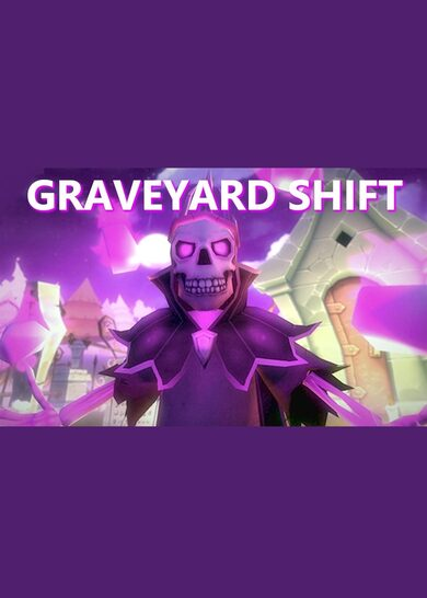 Graveyard Shift Steam Key GLOBAL