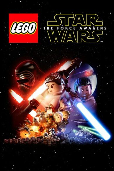 LEGO Star Wars: The Force Awakens (Deluxe Edition) Steam Key GLOBAL