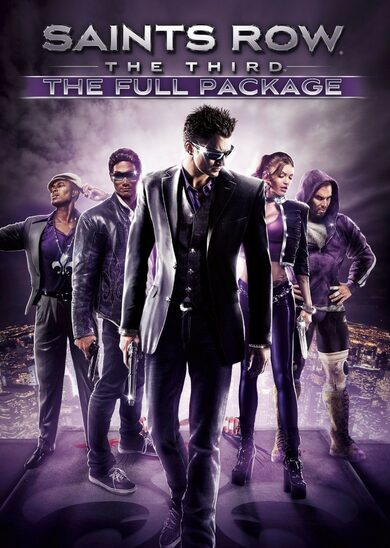 Saints Row: The Third (The Full Package) Steam Key GLOBAL