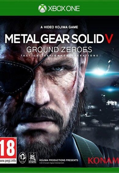 Metal Gear Solid V: Ground Zeroes (Xbox One) Xbox Live Key UNITED STATES
