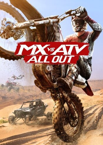 MX vs ATV All Out Steam Key GLOBAL