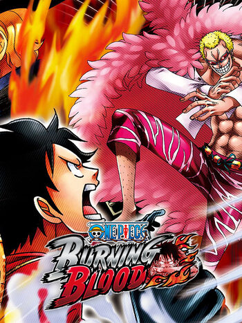 One Piece Burning Blood Steam Key GLOBAL