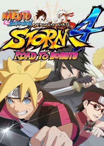 Naruto Shippuden: Ultimate Ninja Storm 4 - Road to Boruto Steam Key GLOBAL