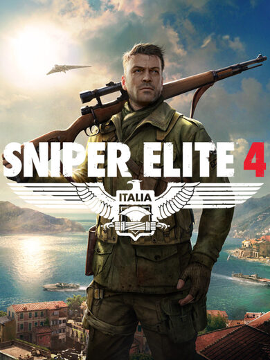 Sniper Elite 4 Steam Key EUROPE