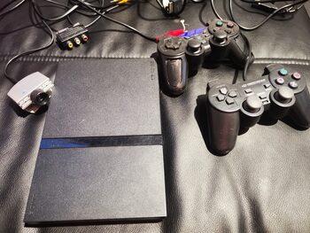 PlayStation 2 Slimline, Black, 8MB
