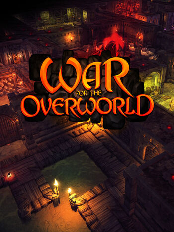 War for the Overworld Steam Key GLOBAL
