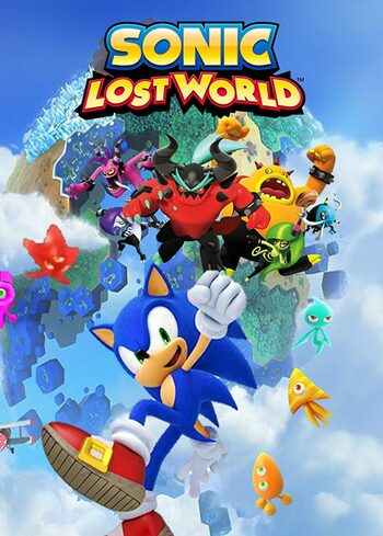 Sonic Lost World Steam Key GLOBAL