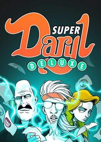 Super Daryl Deluxe Steam Key GLOBAL
