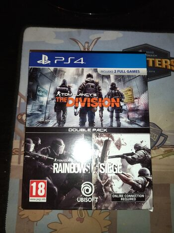 The Division + Rainbow Six Siege double pack