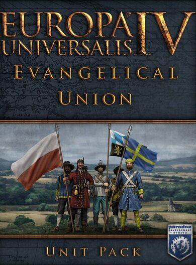 Europa Universalis IV Evangelical Union Pack Steam Key GLOBAL