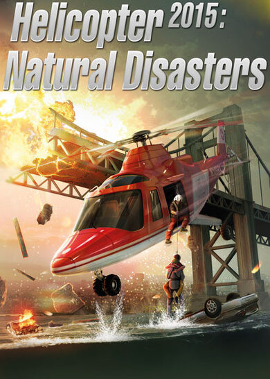 Helicopter 2015: Natural Disasters Steam Key GLOBAL фото