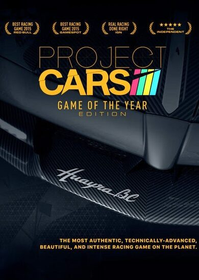 Project CARS (GOTY) Steam Key GLOBAL