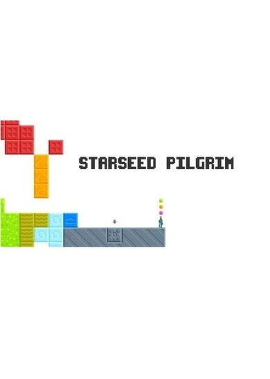 Starseed Pilgrim Steam Key GLOBAL