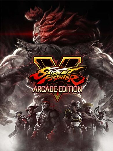 Street Fighter V: Arcade Edition Steam Key GLOBAL