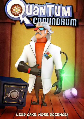 Quantum Conundrum Season Pass (DLC) Steam Key GLOBAL