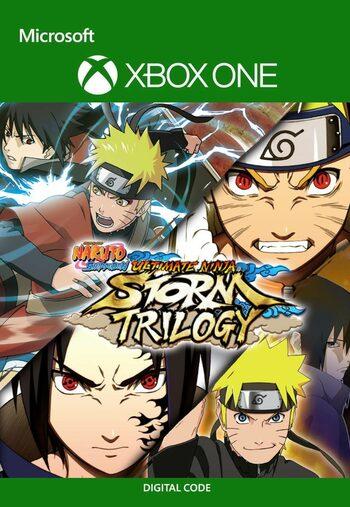 Naruto Shippuden: Ultimate Ninja Storm Trilogy XBOX LIVE Key UNITED STATES