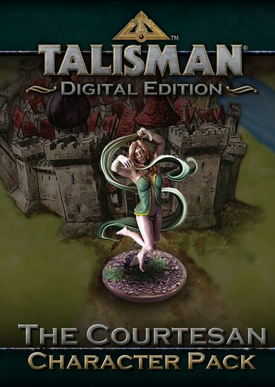 Talisman - Character Pack #2 - Courtesan (DLC) Steam Key GLOBAL