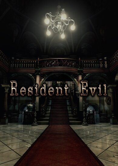 Resident Evil - Biohazard HD Remaster Steam Key GLOBAL