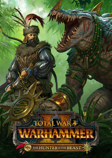 Total War: Warhammer II - The Hunter & The Beast (DLC) Steam Key EUROPE фото