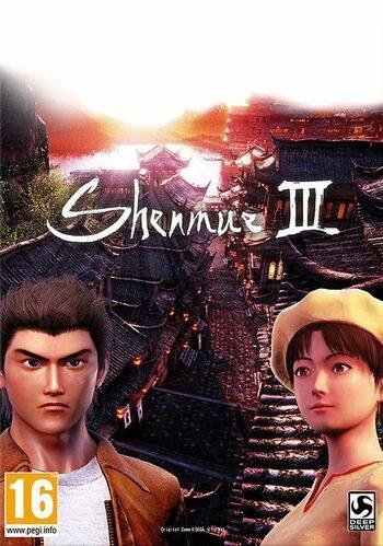 Shenmue III Steam Key GLOBAL