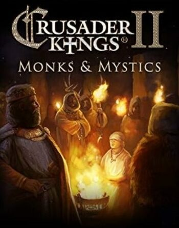 Crusader Kings II - Monks & Mystics (DLC) Steam Key GLOBAL