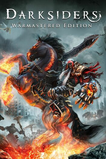 Darksiders (Warmastered Edition) Steam Key GLOBAL
