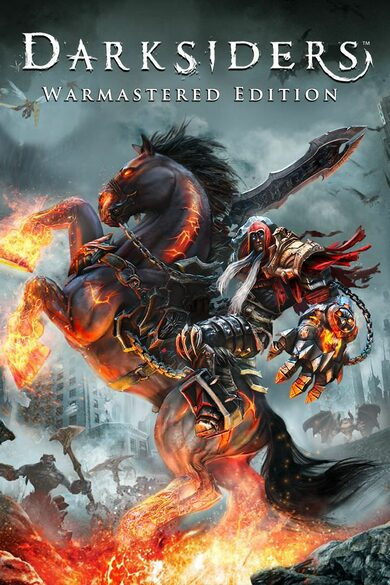 Darksiders (Warmastered Edition) Steam Key GLOBAL фото
