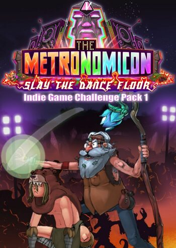 The Metronomicon - Indie Game Challenge Pack 1 (DLC) Steam Key GLOBAL