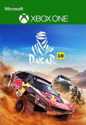Dakar 18 XBOX LIVE Key UNITED STATES