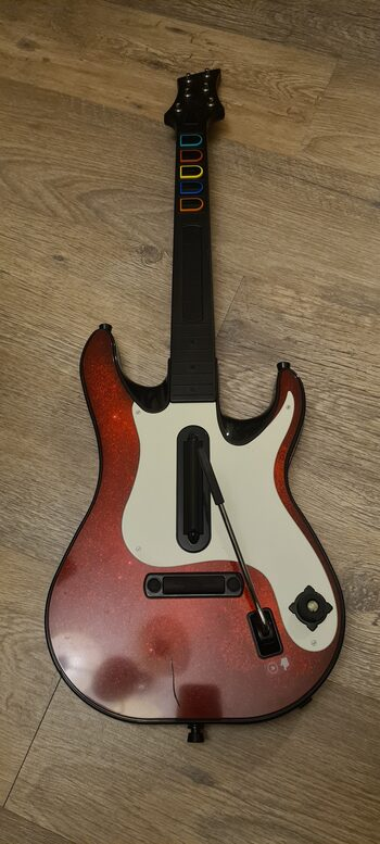 Xbox wireless guitar