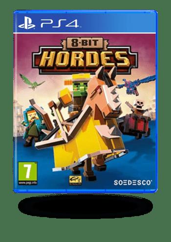 8-Bit Hordes PlayStation 4
