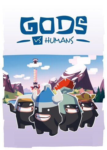 Gods VS Humans Steam Key GLOBAL