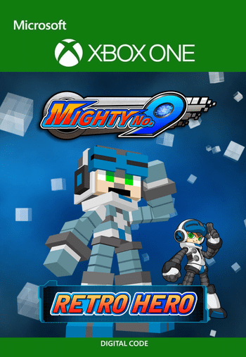 Mighty No. 9 - Retro Hero (DLC) XBOX LIVE Key UNITED STATES