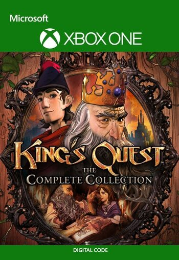 King's Quest The Complete Collection XBOX LIVE Key UNITED STATES