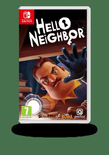 Hello Neighbor Nintendo Switch