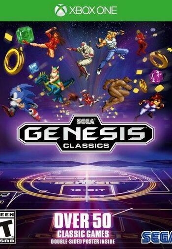 SEGA Genesis Classics (Xbox One) Xbox Live Key UNITED STATES