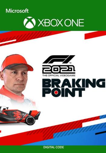 F1 2021: Braking Point Content Pack (DLC) XBOX LIVE Key EUROPE