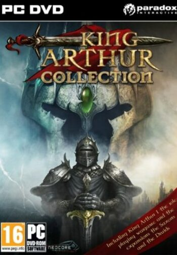 King Arthur Collection Key GLOBAL
