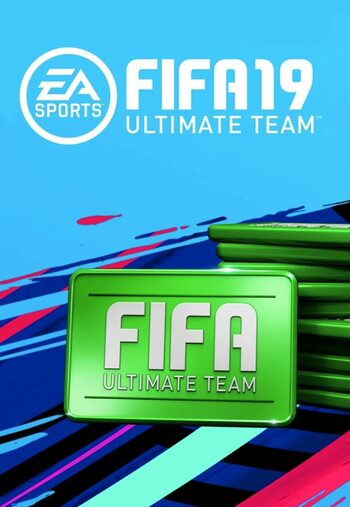 FIFA 19 - 100 FUT Points (Nintendo Switch) eShop Key UNITED STATES
