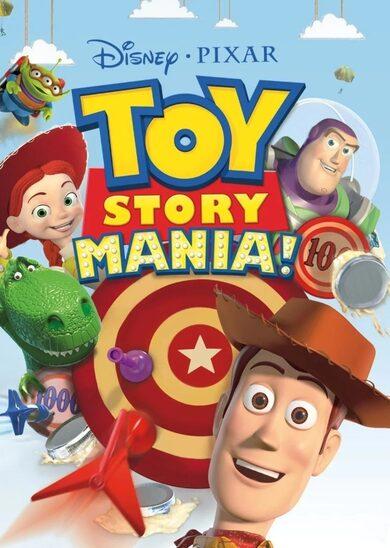Disney•Pixar Toy Story Mania! Steam Key GLOBAL