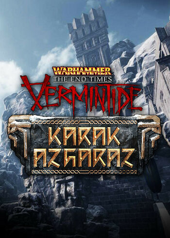Warhammer The End Times - Vermintide Karak Azgaraz (DLC) Steam Key GLOBAL