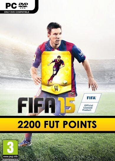 FIFA 15 2200 FUT Points Origin Key GLOBAL