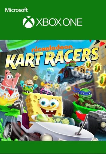Nickelodeon: Kart Racers (Xbox One) Xbox Live Key UNITED STATES