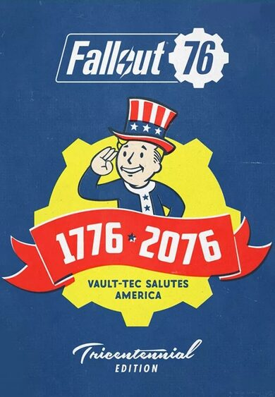 Fallout 76 Tricentennial Edition Bethesda.net Key EUROPE